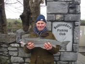 Francie Kerins with his 8lb fish from April 3rd